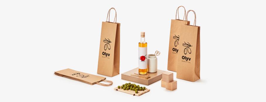 Пакеты под алкоголь