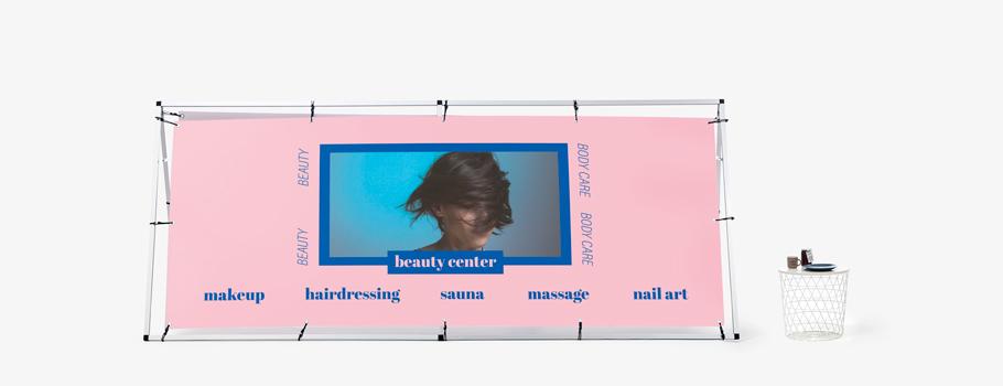 Sideline Banner