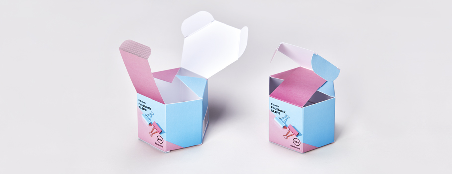 Pudełka sześciokątne