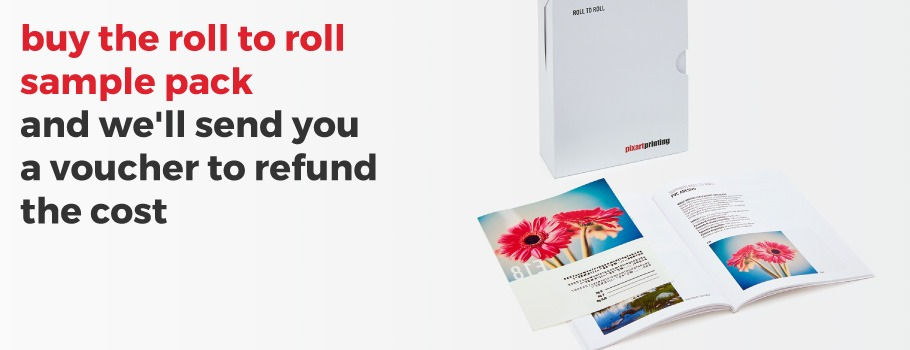 Roll to Roll Sample Pack