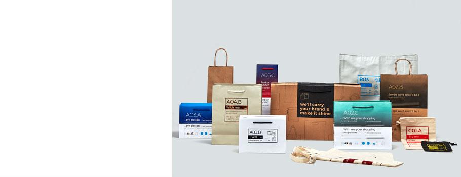 Monsterpakket Shopping Bags