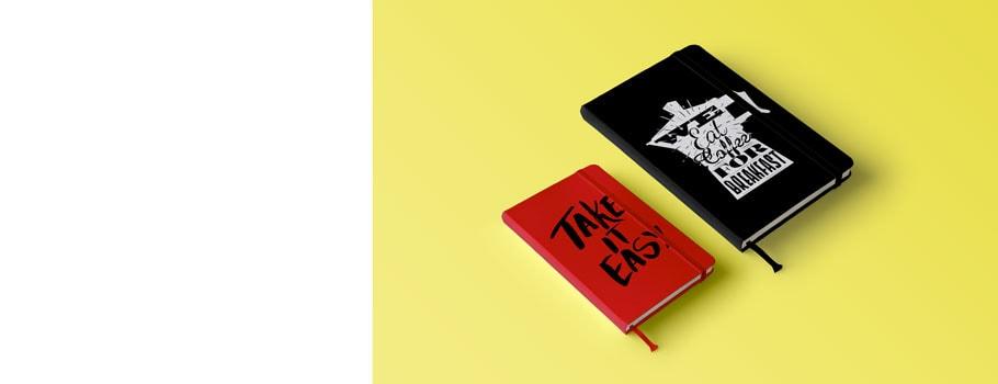 Klassiek notitieboekje