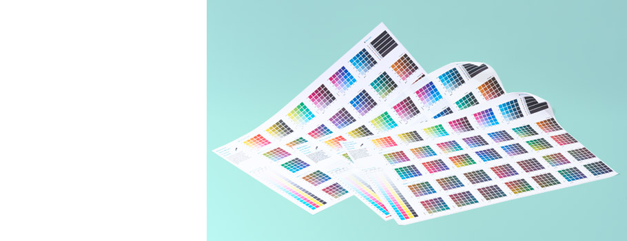 Carta de colores de Lonas y Microperforados