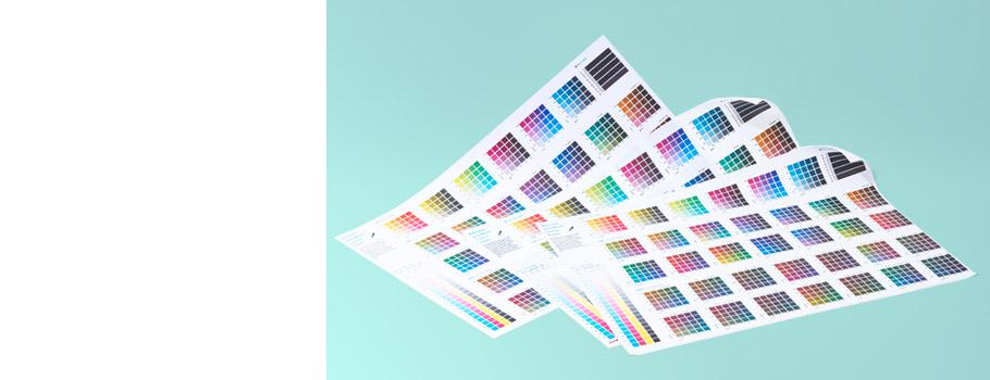 Ghidul culorilor bannere și mesh-uri