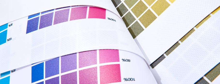 Guide couleurs bâches publicitaires