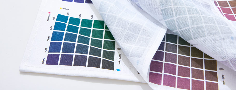 Wzornik kolorów do tkanin