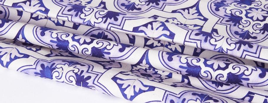 Натуральные аппретированные ткани