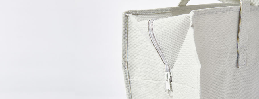 Borse con zip