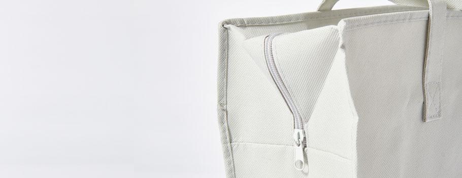 Sacos com fecho zip