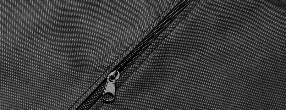 Housses de vêtements en tissu