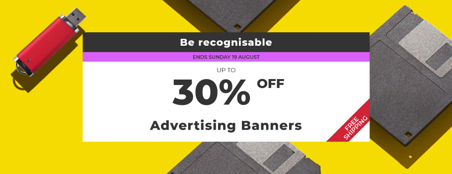 Double-sided Banners