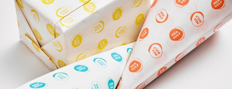 Verpackungspapier für Lebensmittel