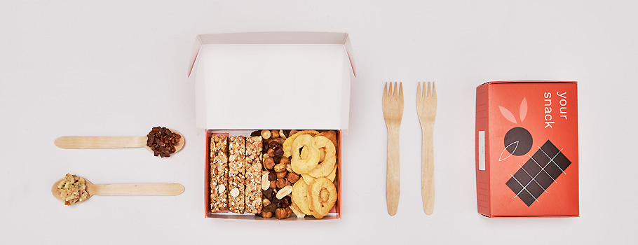 Flip Lid Food Boxes