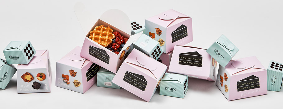 Deluxe Food Boxes