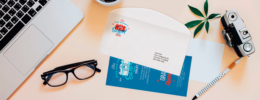 Direct mailing postale
