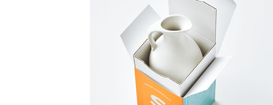 Verstevigde verpakkingen