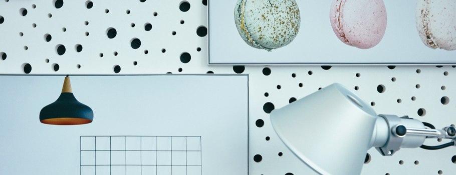 Textilrahmen zur Wandmontage