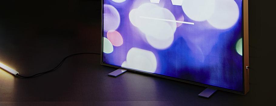 Backlit Freestanding TFS Frame