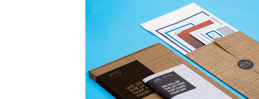 Envelope Sample Pack