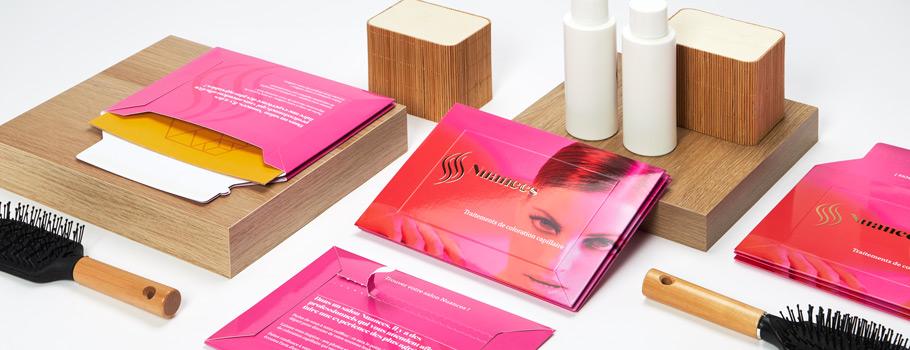 Envelopes em cartão