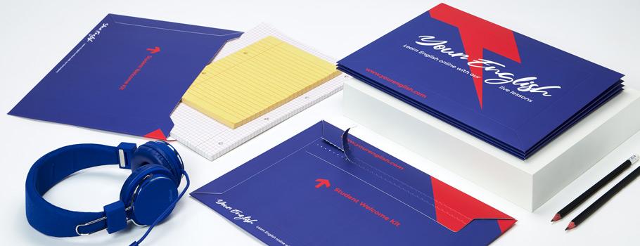 Kuvert i kartong