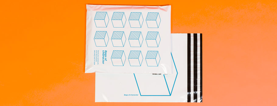 Enveloppes en plastique