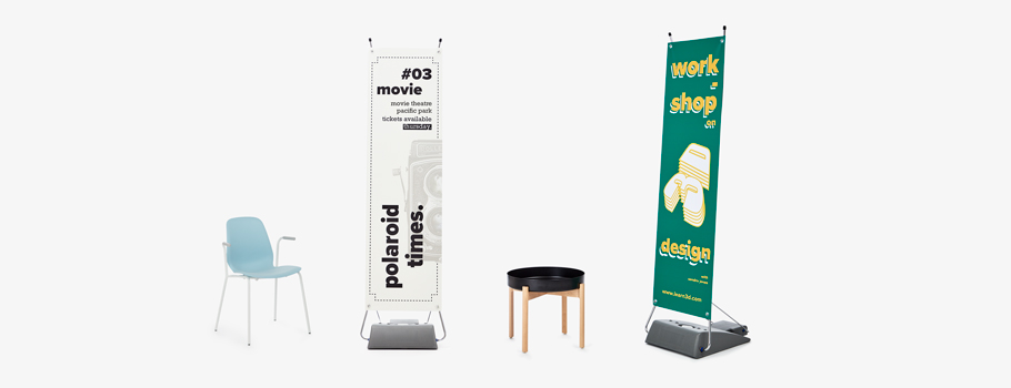 Expobanner outdoor