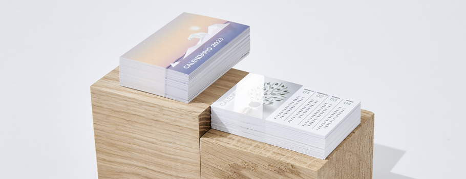 Pocket-Sized Calendars
