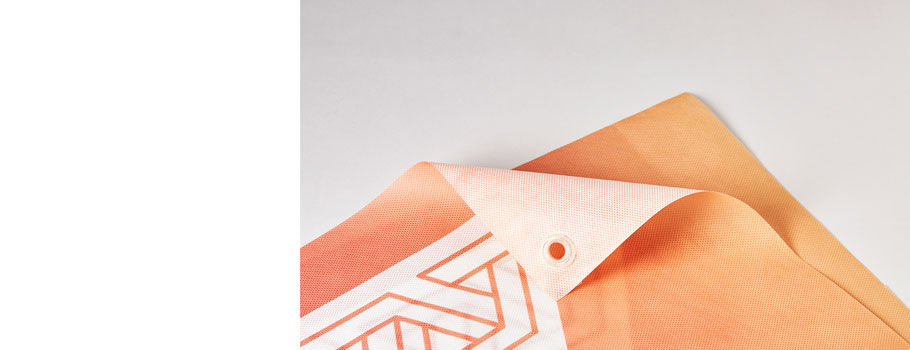 Non-woven Fabric Banners