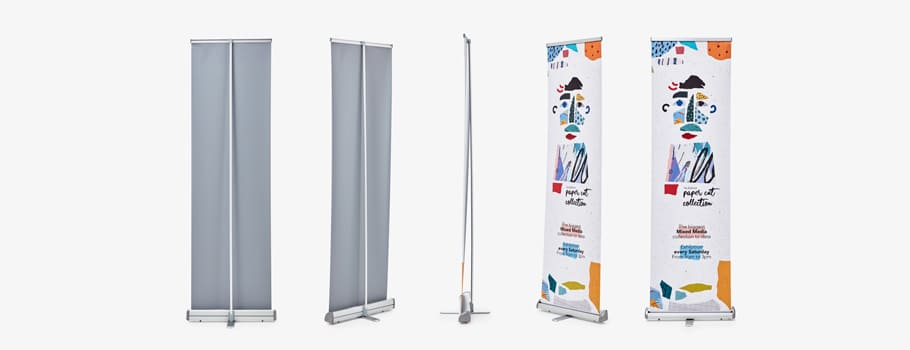Roll-up Clasic-mono