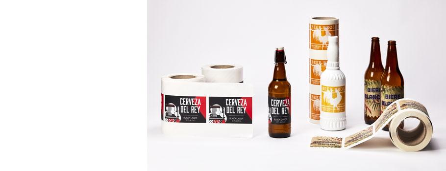 Etichette per birra