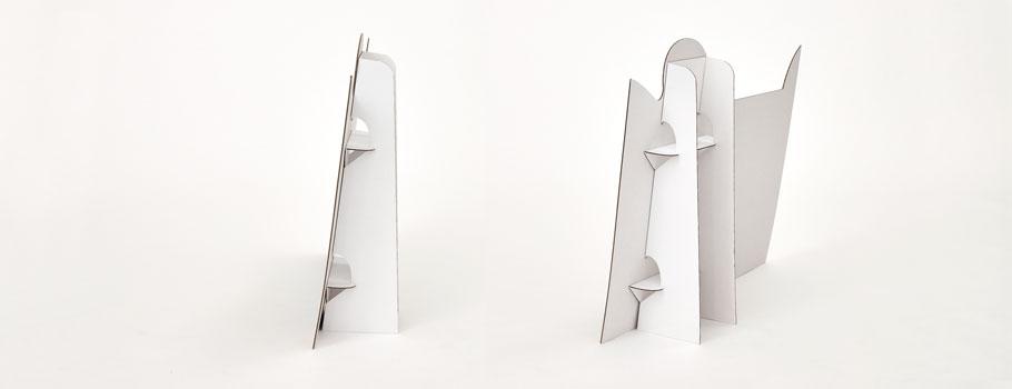 Silhouettes en carton