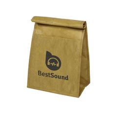 Lunch cooler bag Brown