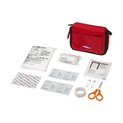 19-Piece First Aid Kit