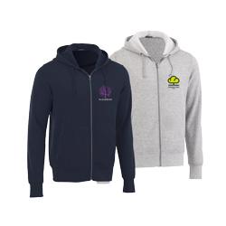 Sweat-shirt zippé Cypress Elevate