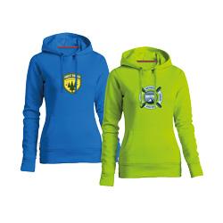 Sweatshirts mit Kapuze Alley Damen Slazenger