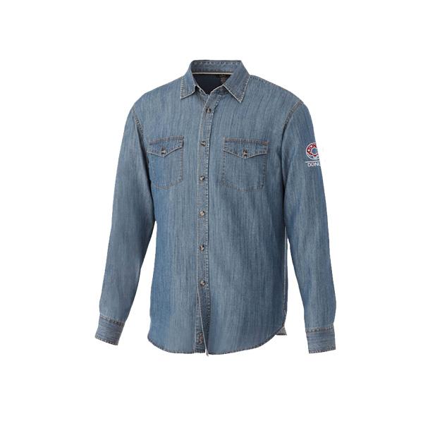 Camisa de manga comprida Sloan homem Elevate