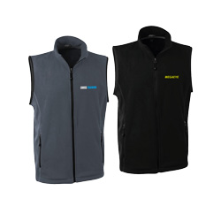 Gilet en micropolaire Tyndall homme Elevate