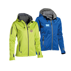Giacca softshell Match donna Elevate