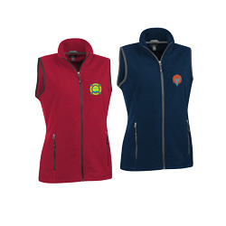 Smanicato in microfleece Tyndall donna Elevate