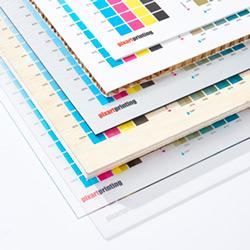 Kleurengids voor harde materialen