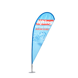 Мобильный флаг