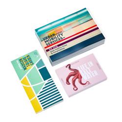 Klassiska vykort och inbjudningskort