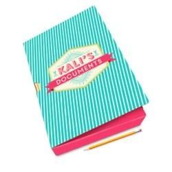 Folder box