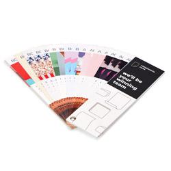 Kit d'échantillons papiers