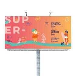 XXL-Plakate