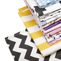 Flagi i tkaniny naturalne