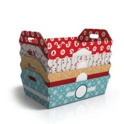 Image of Christmas baskets
