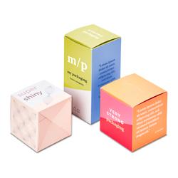 Promotional Boxes with Crash Lock Base