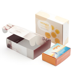 Flip Lid Promotional Boxes
